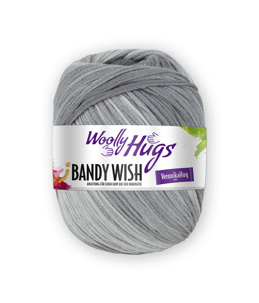 Woolly Hugs BANDY WISH 100g