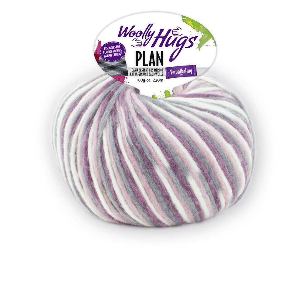 Woolly Hugs Plan 100g  0,5kg