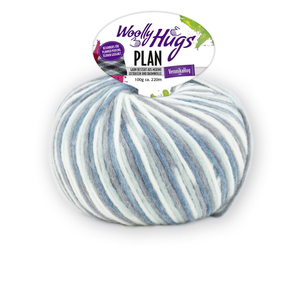 Woolly Hugs Plan 100g.