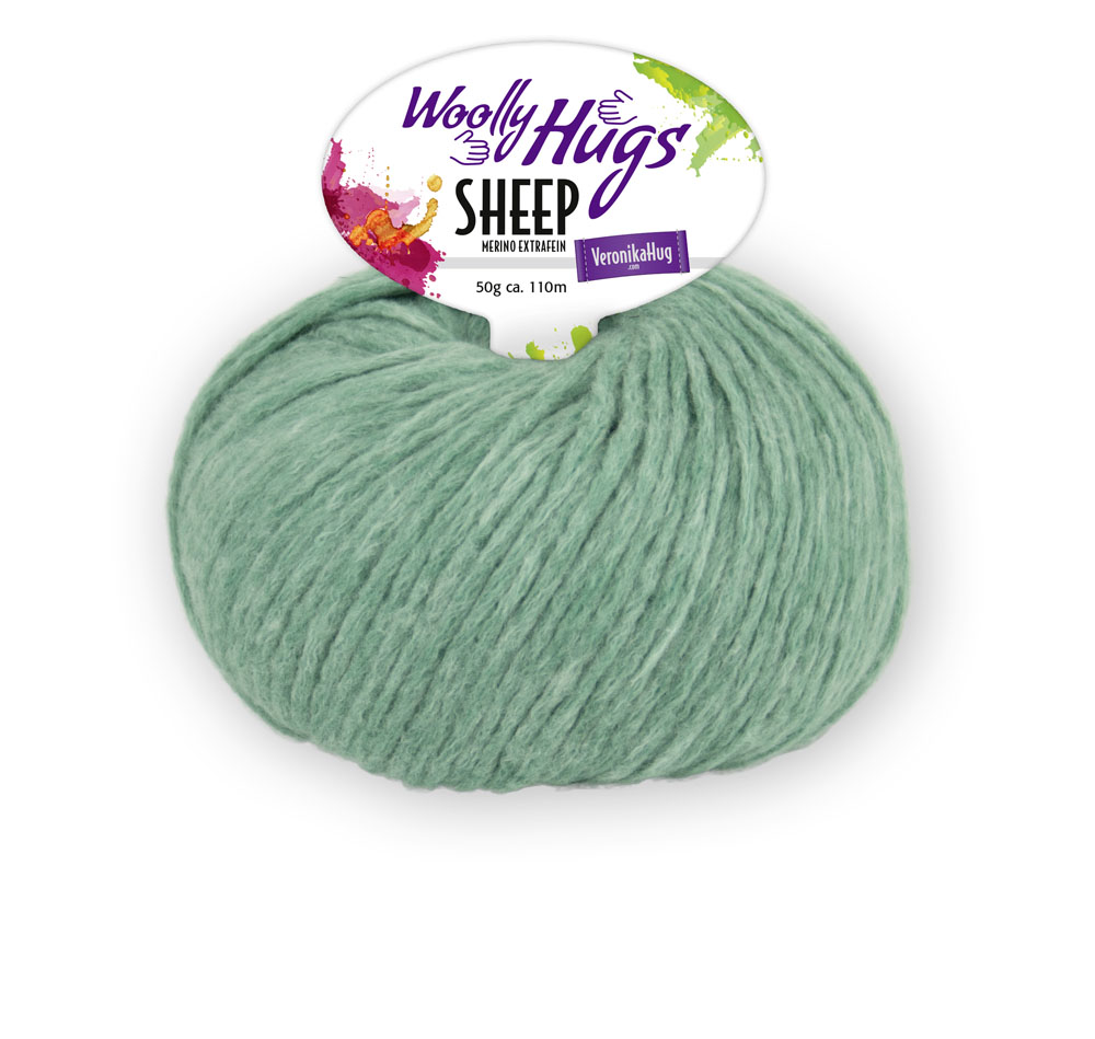 Woolly Hug´s SHEEP 50g 0,5kg