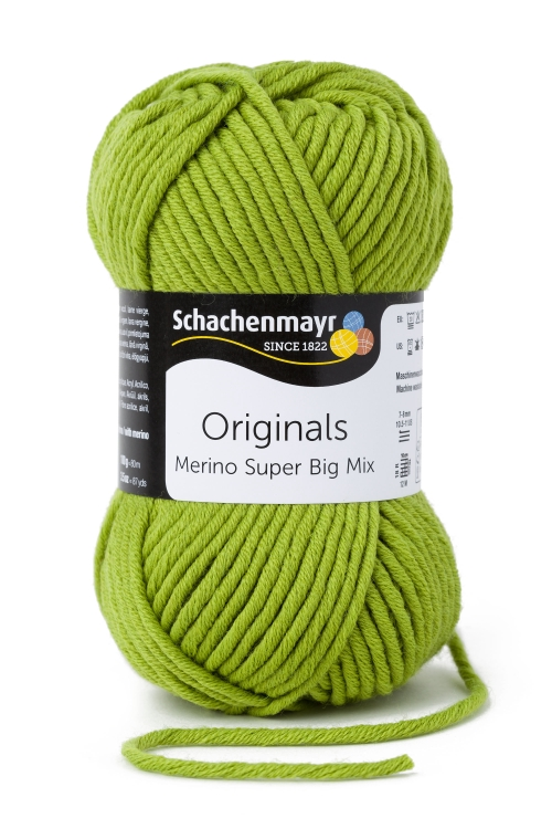 Merino Super Big Mix 100g 1kg