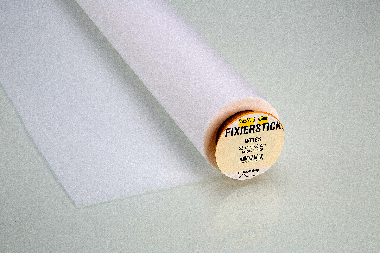 Fixier-Stickvlies 90cm/ 25m Ro.