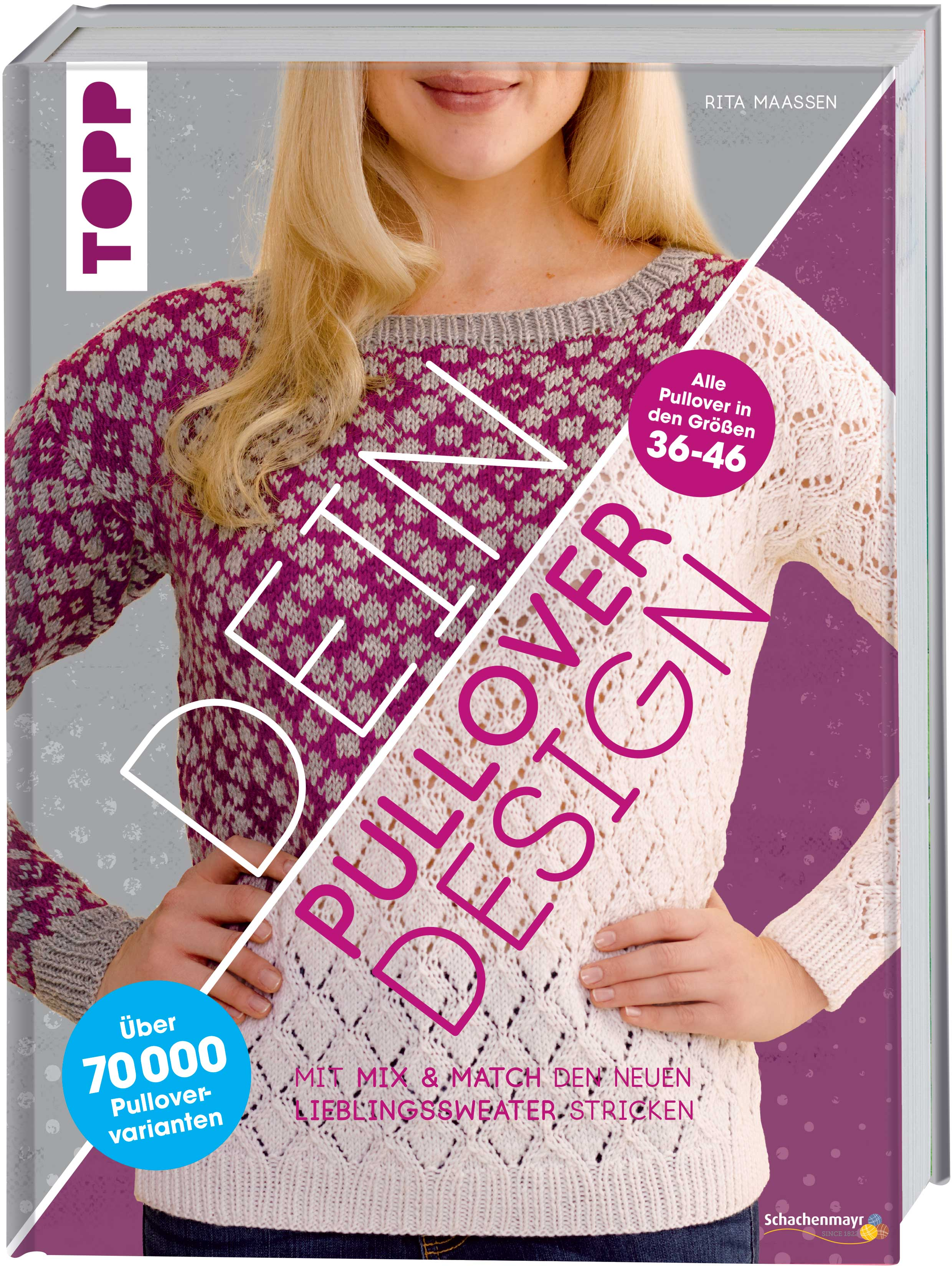 Topp 8113 Dein Pullover-Design