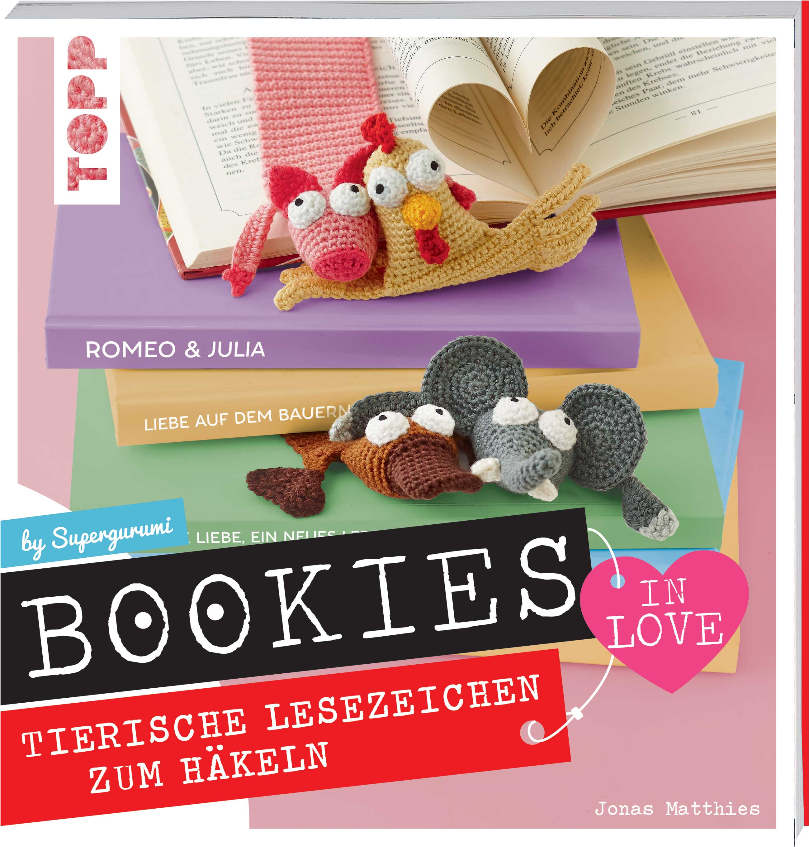 Topp 8141 Bookies in Love