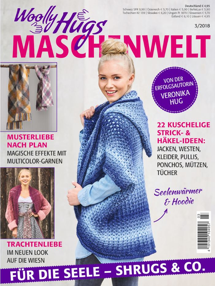 Woolly H. Maschenwelt 3/2018