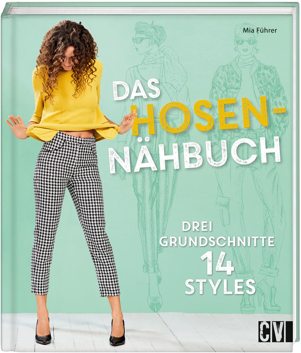 CV 6465 Das Hosen-Nähbuch