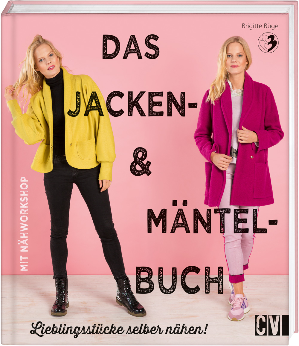 CV 6523 Das Jacken- & Mäntel-Buch