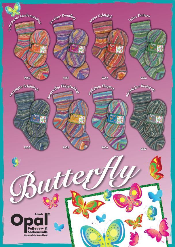 Opal Butterfly 4f. 100g.