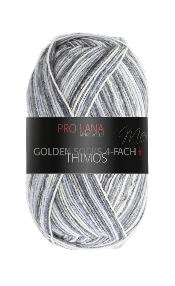 Pro Lana Golden Socks 100g Thimos