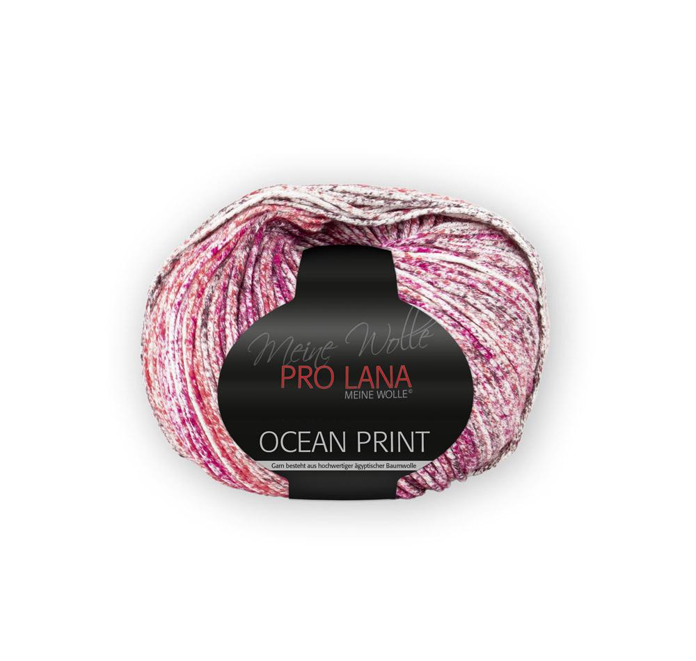 Pro Lana Ocean Print 50g  0,5kg