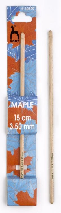 Pony Maple Häkelnadeln einfach