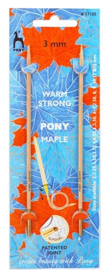Pony Maple Spitzen austauschb.