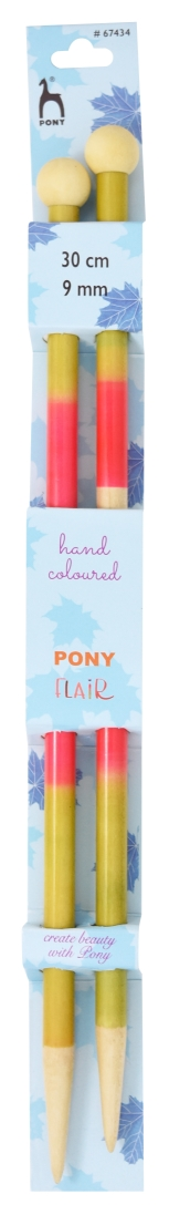 Pony Flair Jackennadeln 30cm