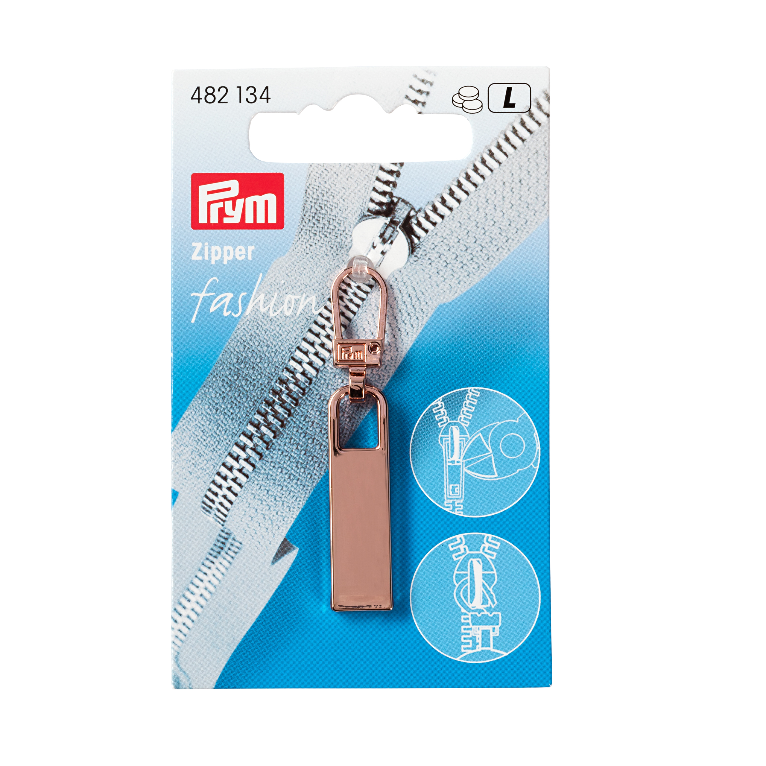 Prym 482134 Fashion Zipper