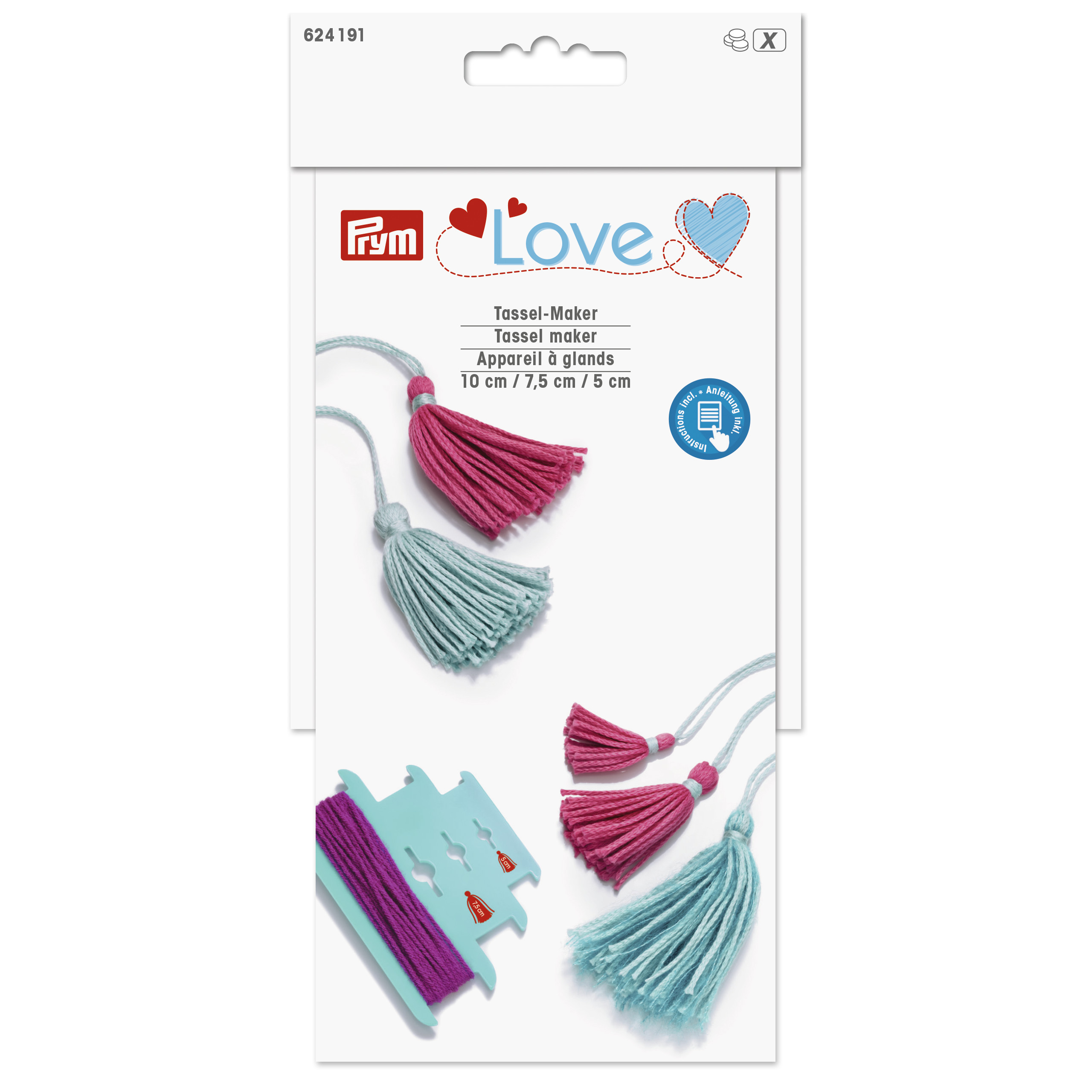 Prym 624191 Prym Love Tassel-Maker