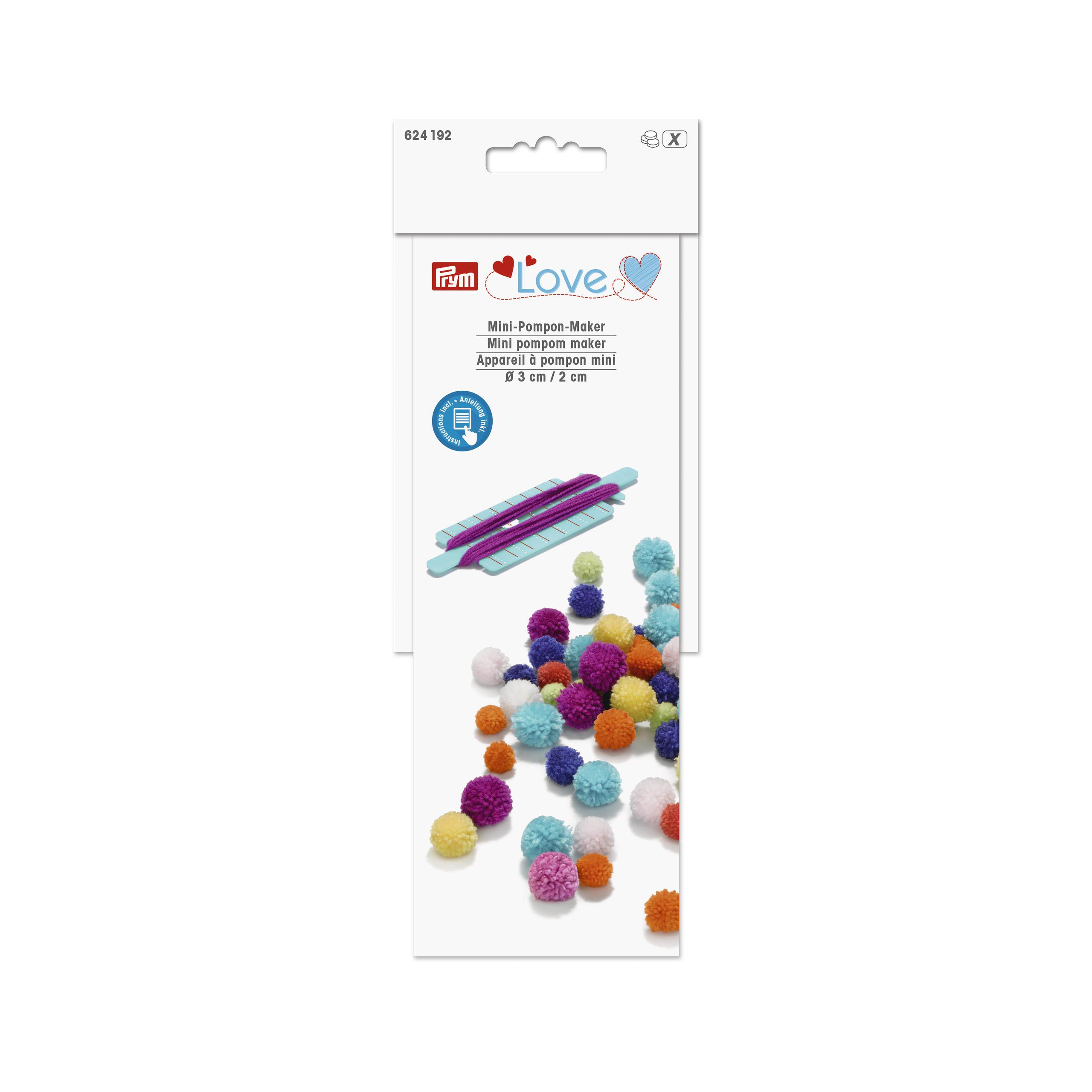 Prym 624192 Mini-Pompon-Marker