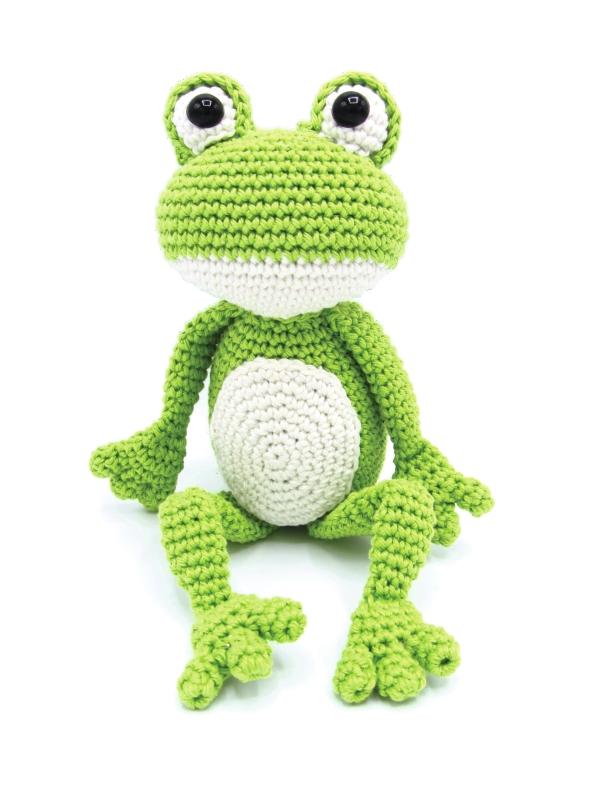 SMC Häkel-Kit Frosch 1 Stück