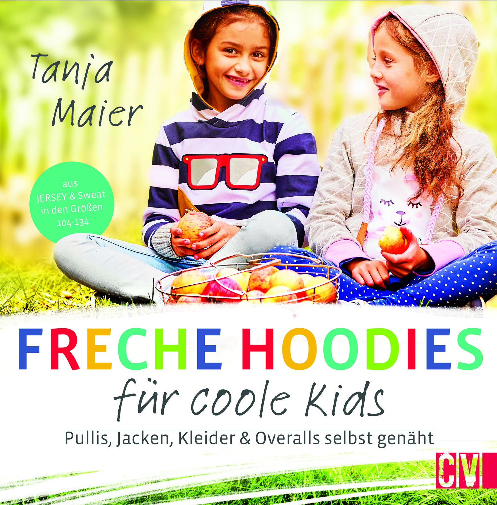 CV 6528 Freche Hoodies für coole Kids
