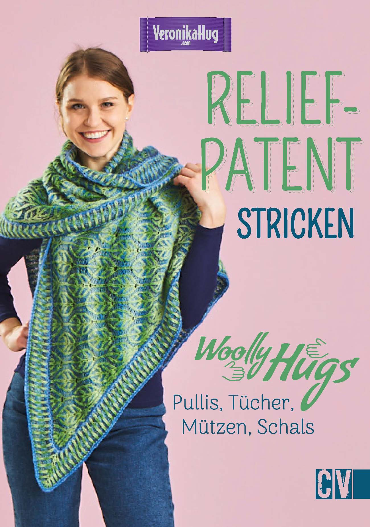 CV 6537 Wolly Hugs Relief-Patent stricken