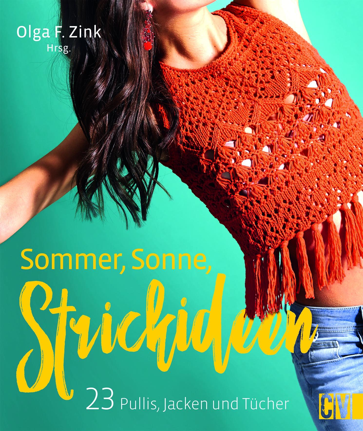 CV 6542 Sommer, Sonne, Strickideen