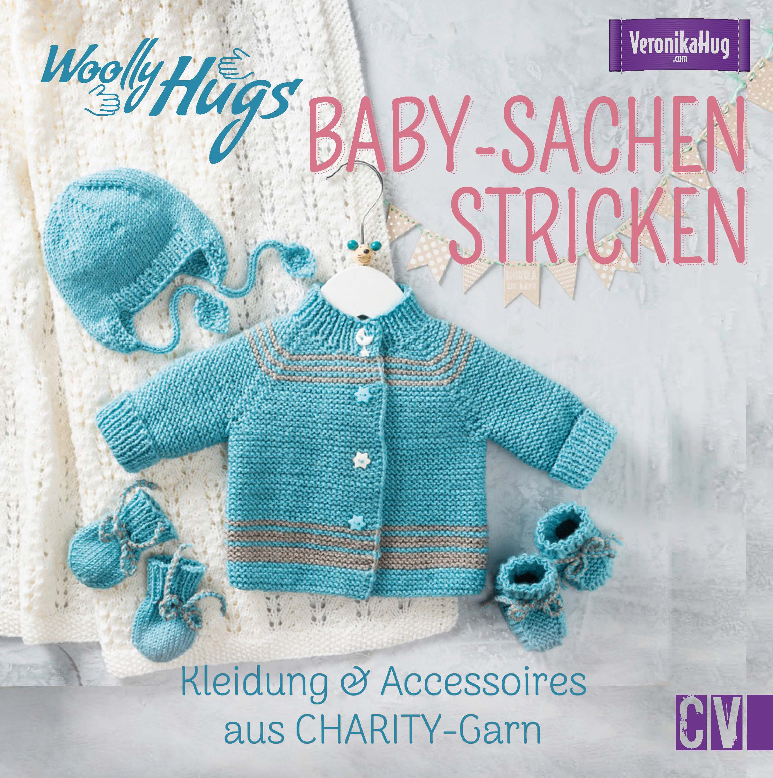 CV 6557 Wolly Hugs Baby-Sachen stricken