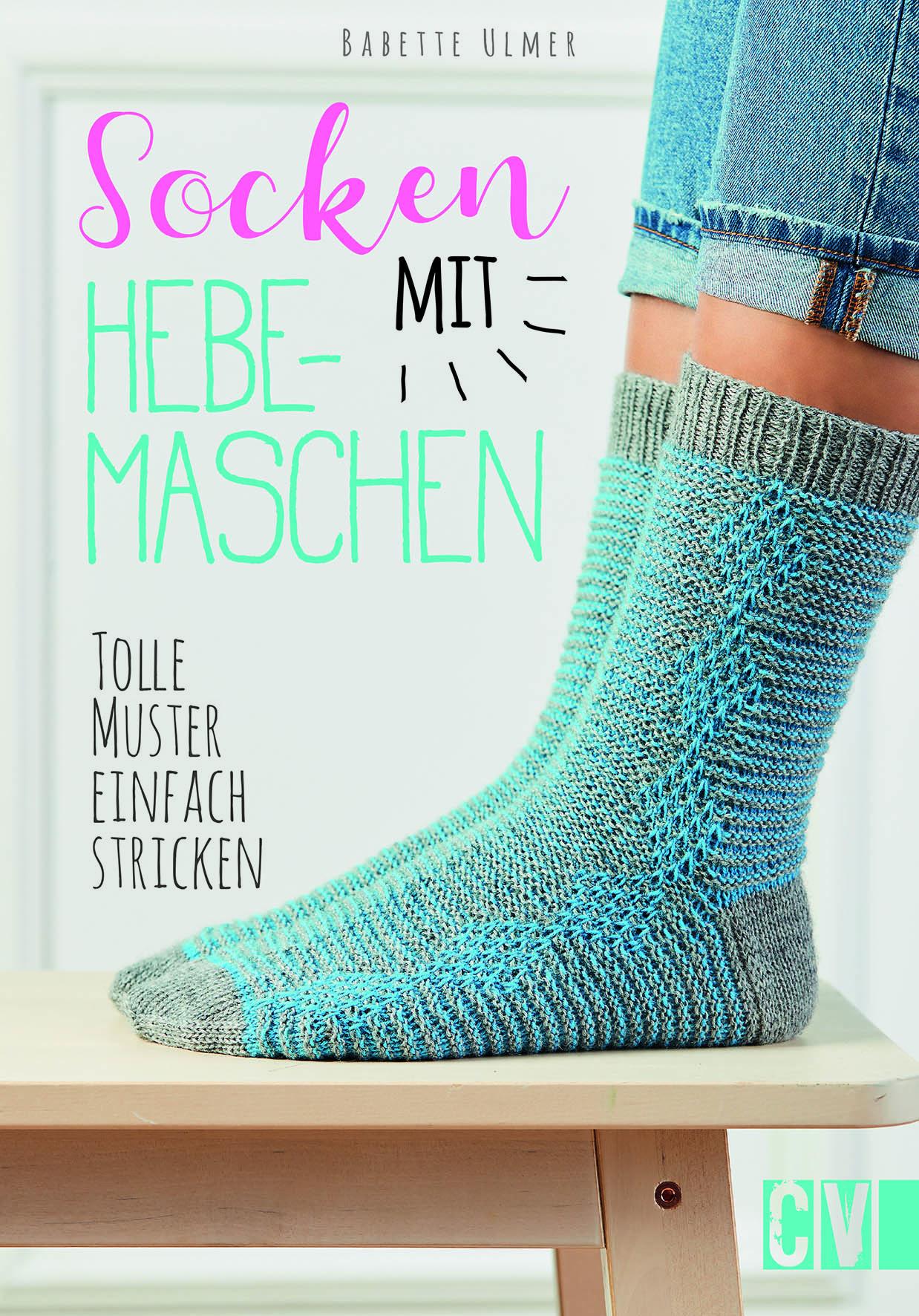 CV 6571 Socken mit Hebemaschen