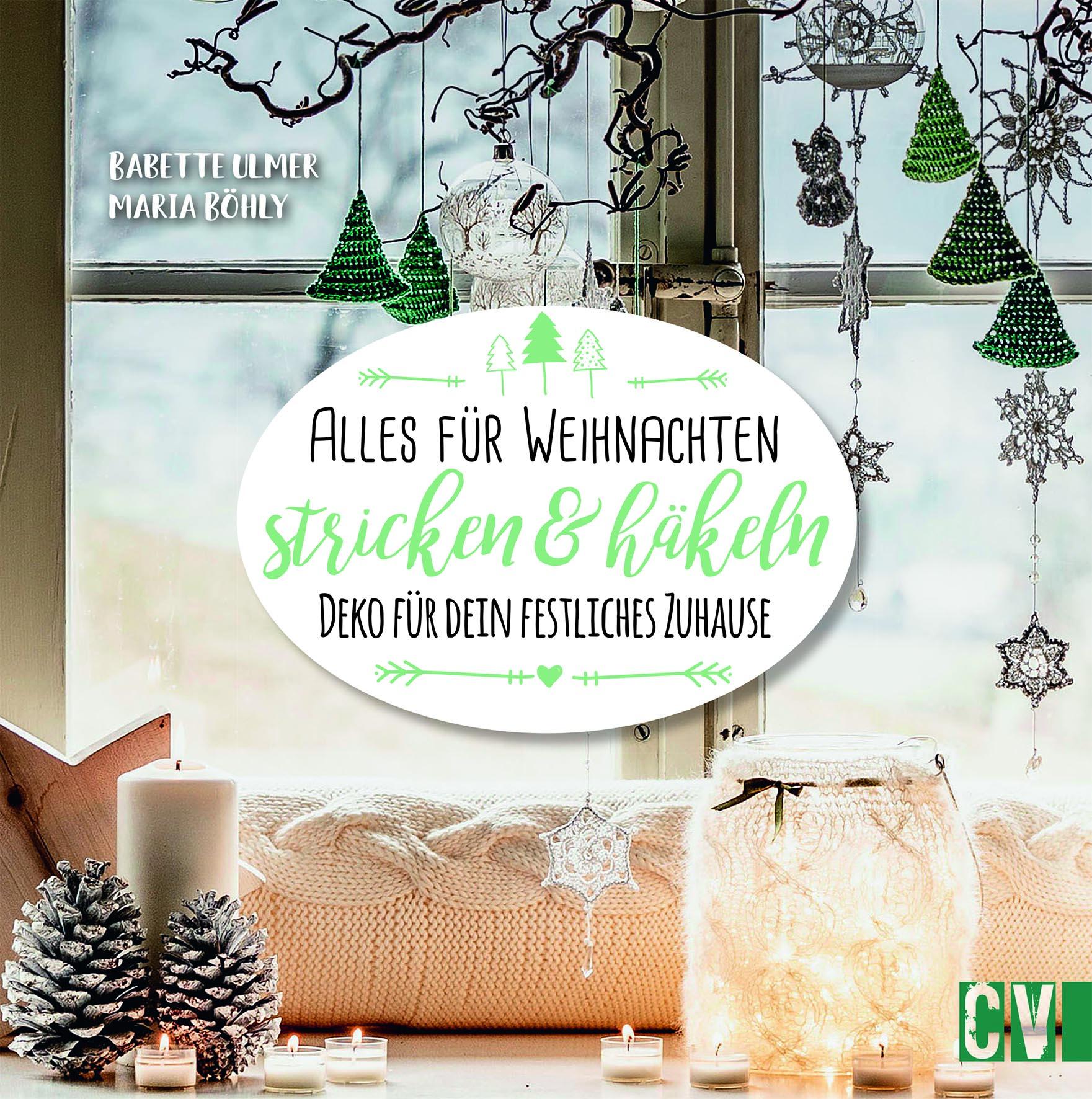 CV 6572 Alles für Weihnachten stricken
