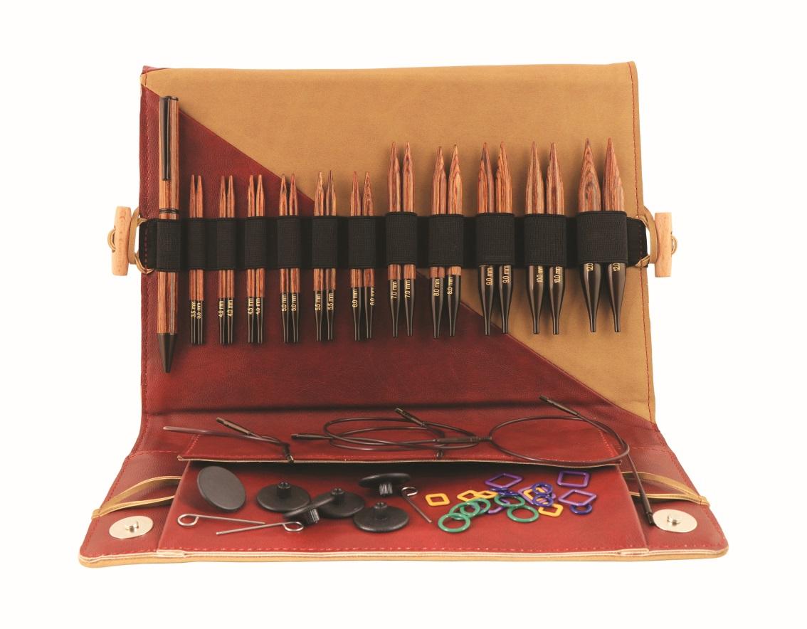 Knit Pro Ginger Rundstricknd. Set 31282