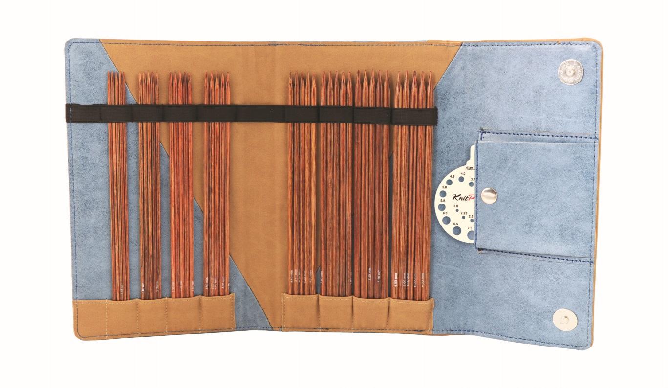 Knit Pro Ginger Nadelspiele Set 31283, 20cm