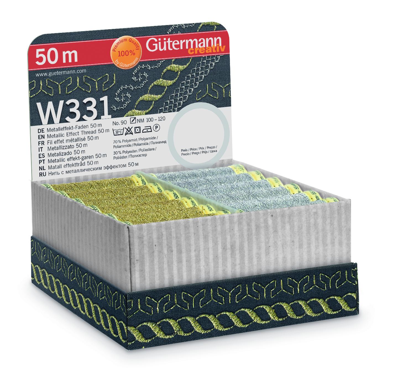 Gütermann 799732 Metalleffekt-Faden