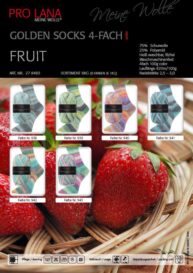 Pro Lana Fruit 4f. 100g