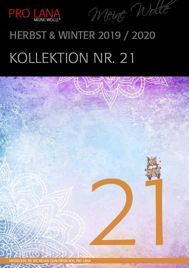 Katalog 21 Herbst-Winter-Kollektion 2019