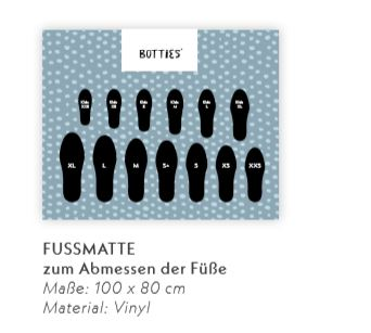 Botties® Fußmatte