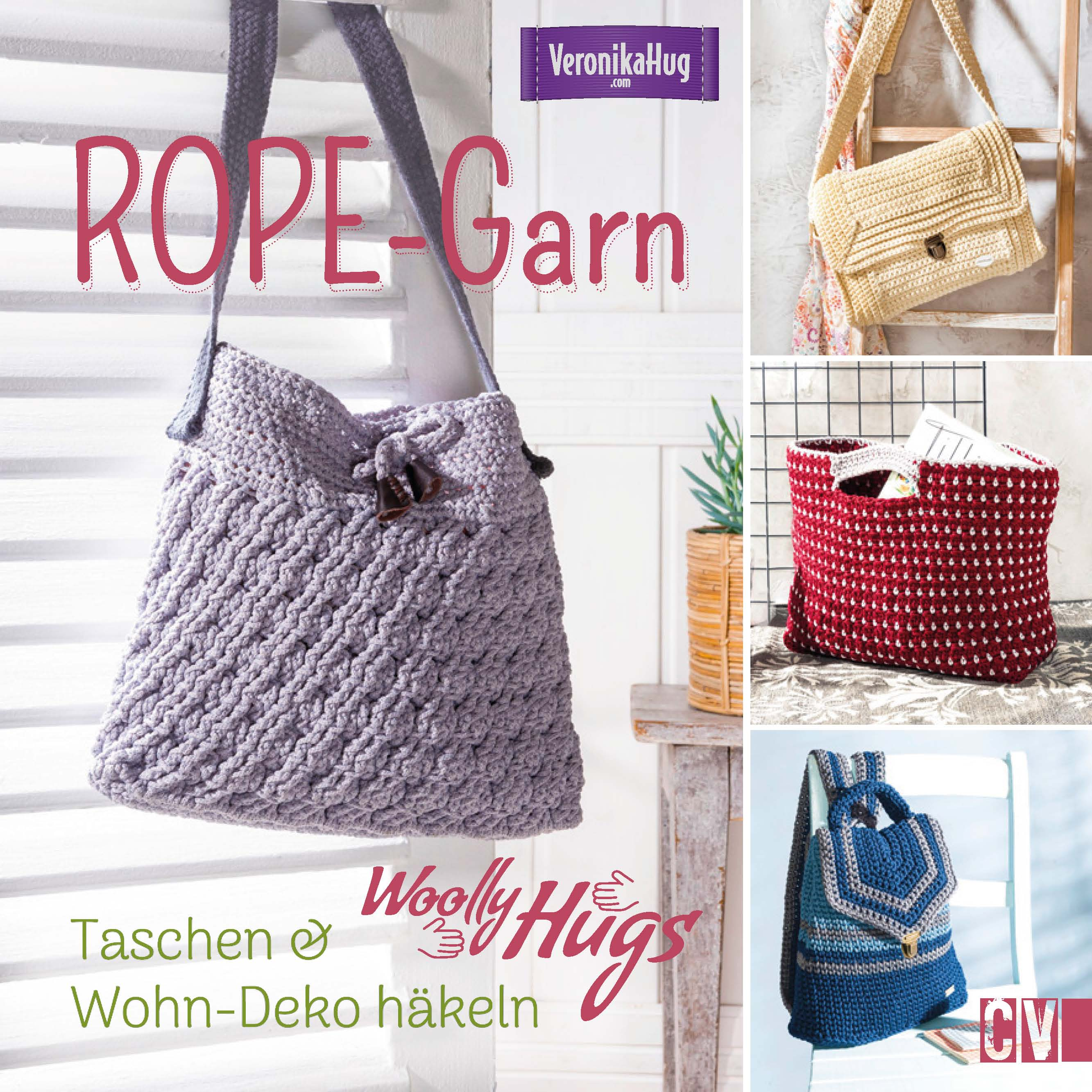 CV 6554 Woolly Hugs ROPE-Garn