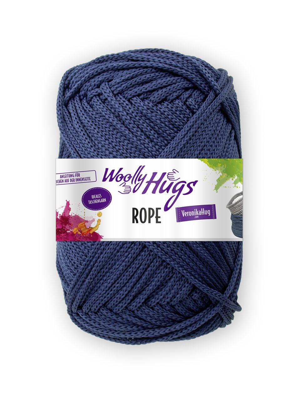Woolly Hugs Rope 200g 1kg (5x200g)