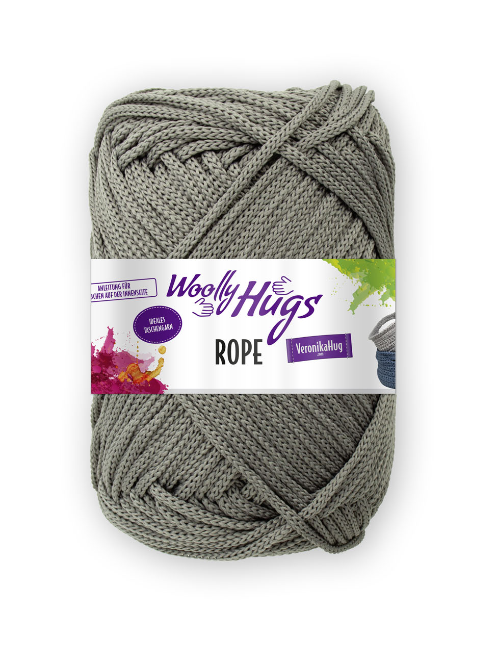 Woolly Hugs ROPE 200g 1kg (5x200g)