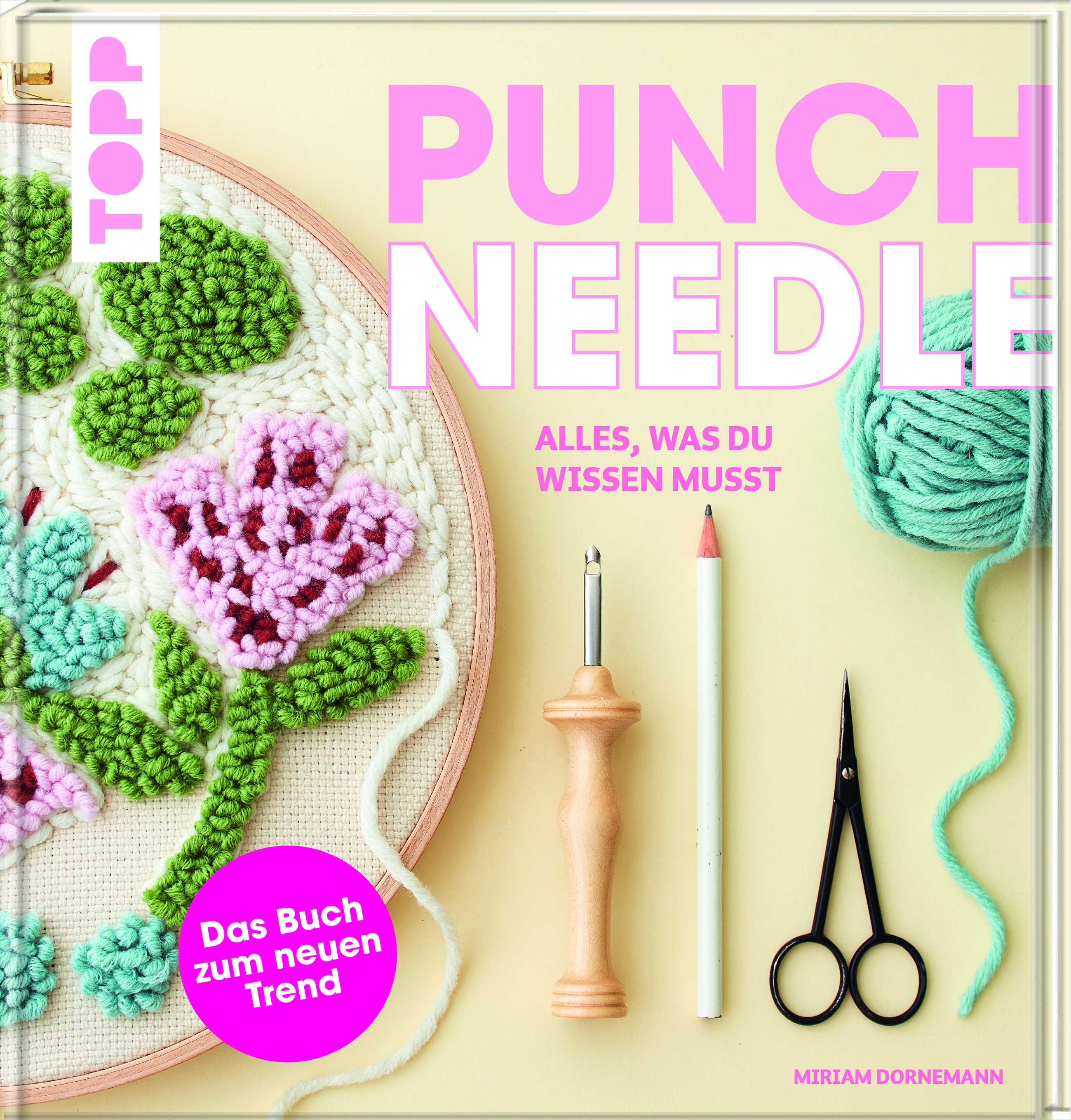 Topp 4810 Punch Needle - alles was du