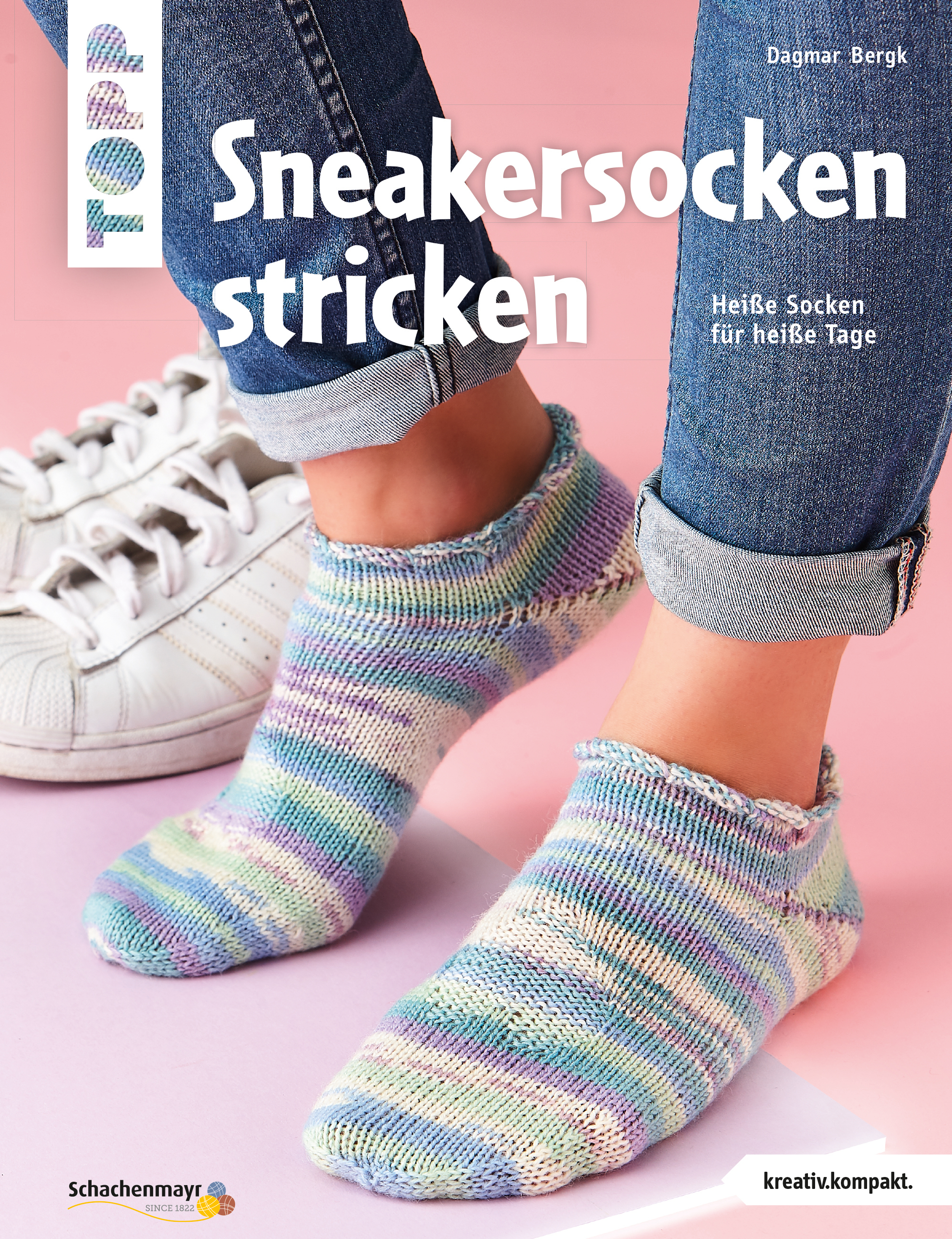 Topp 6832 Sneakersocken stricken