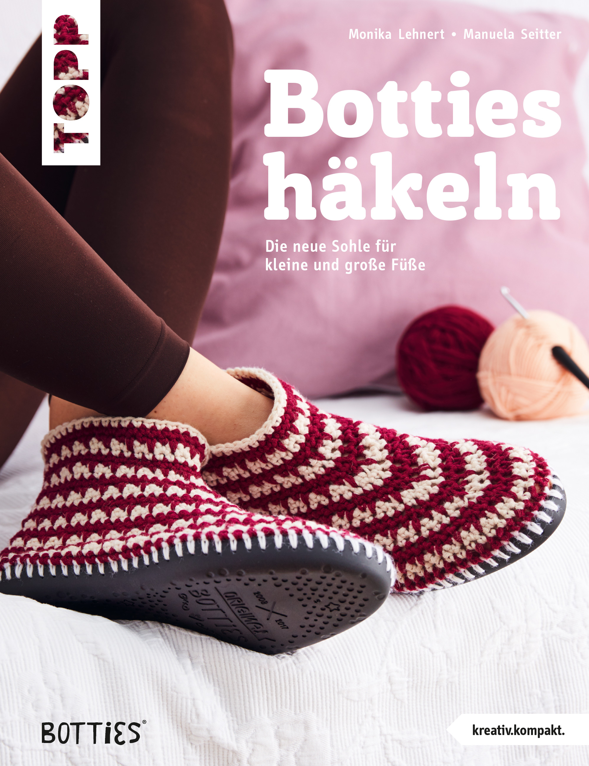 Topp 6839 Botties häkeln
