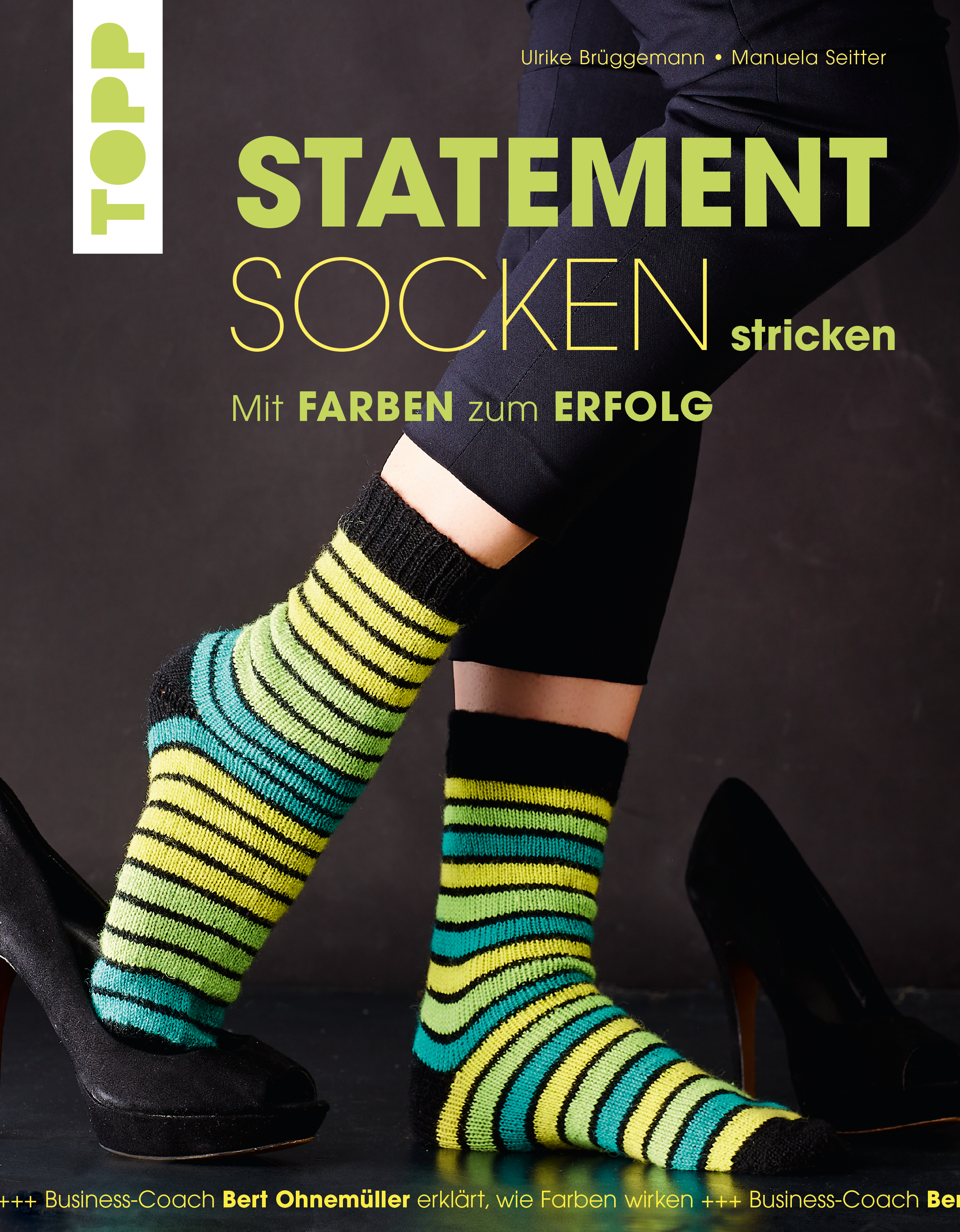 Topp 8139 Statement Socken stricken