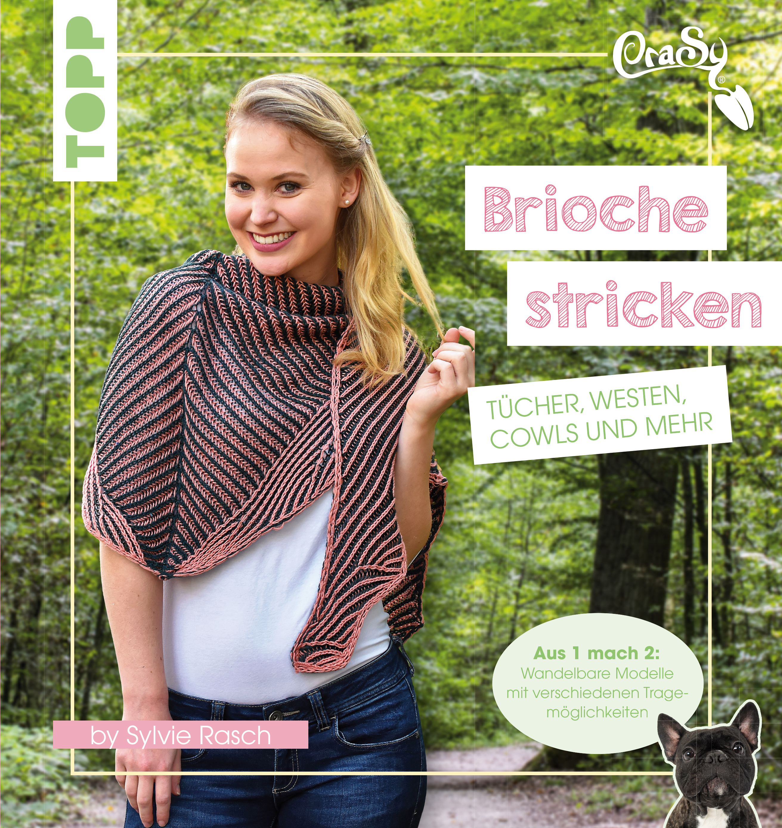 Topp 8161 Brioche stricken