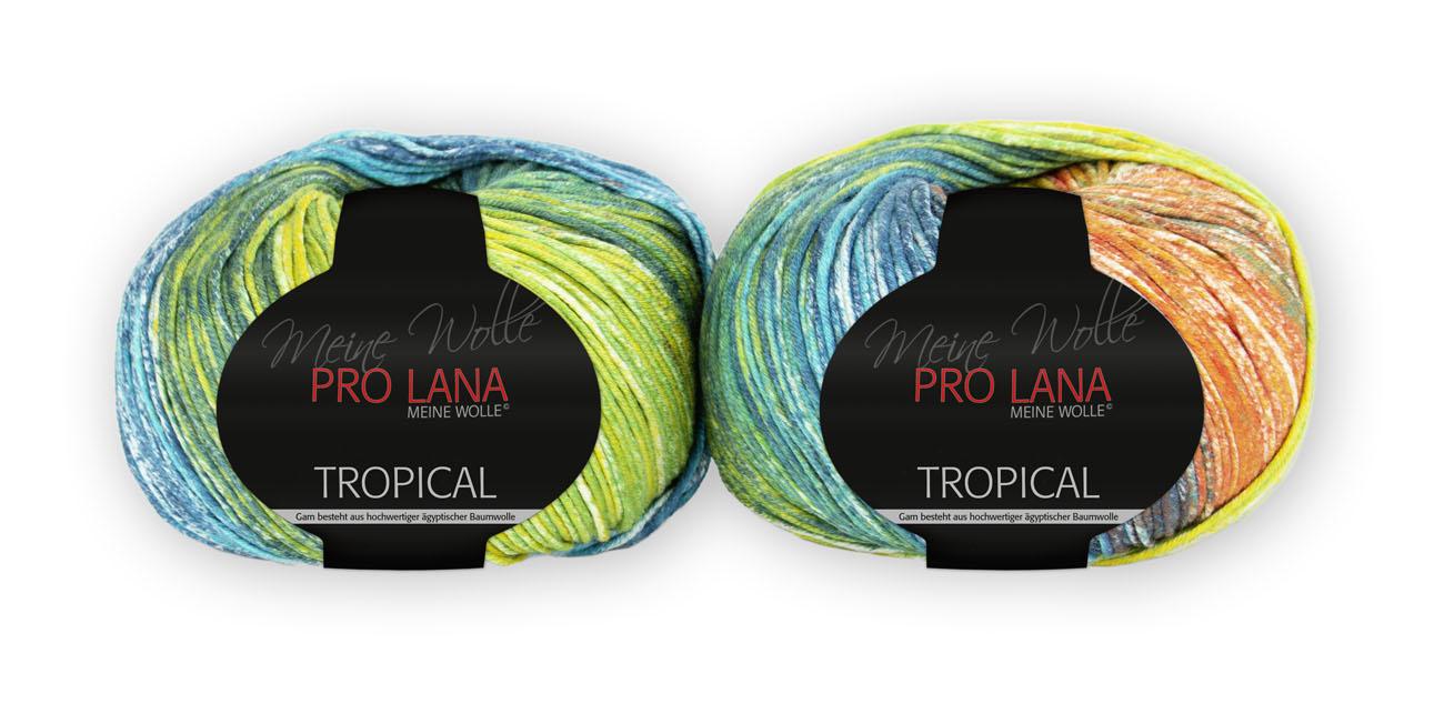 Pro Lana Tropical 50g  0,5kg