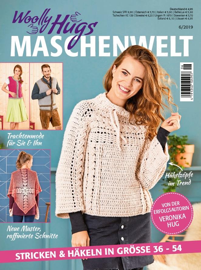 Woolly Hugs Maschenwelt 6/2019