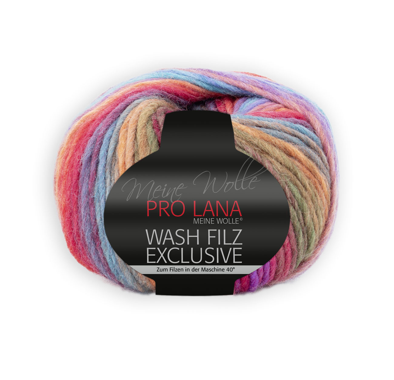 Pro Lana Wash-Filz Exclusive 100g 0,5kg