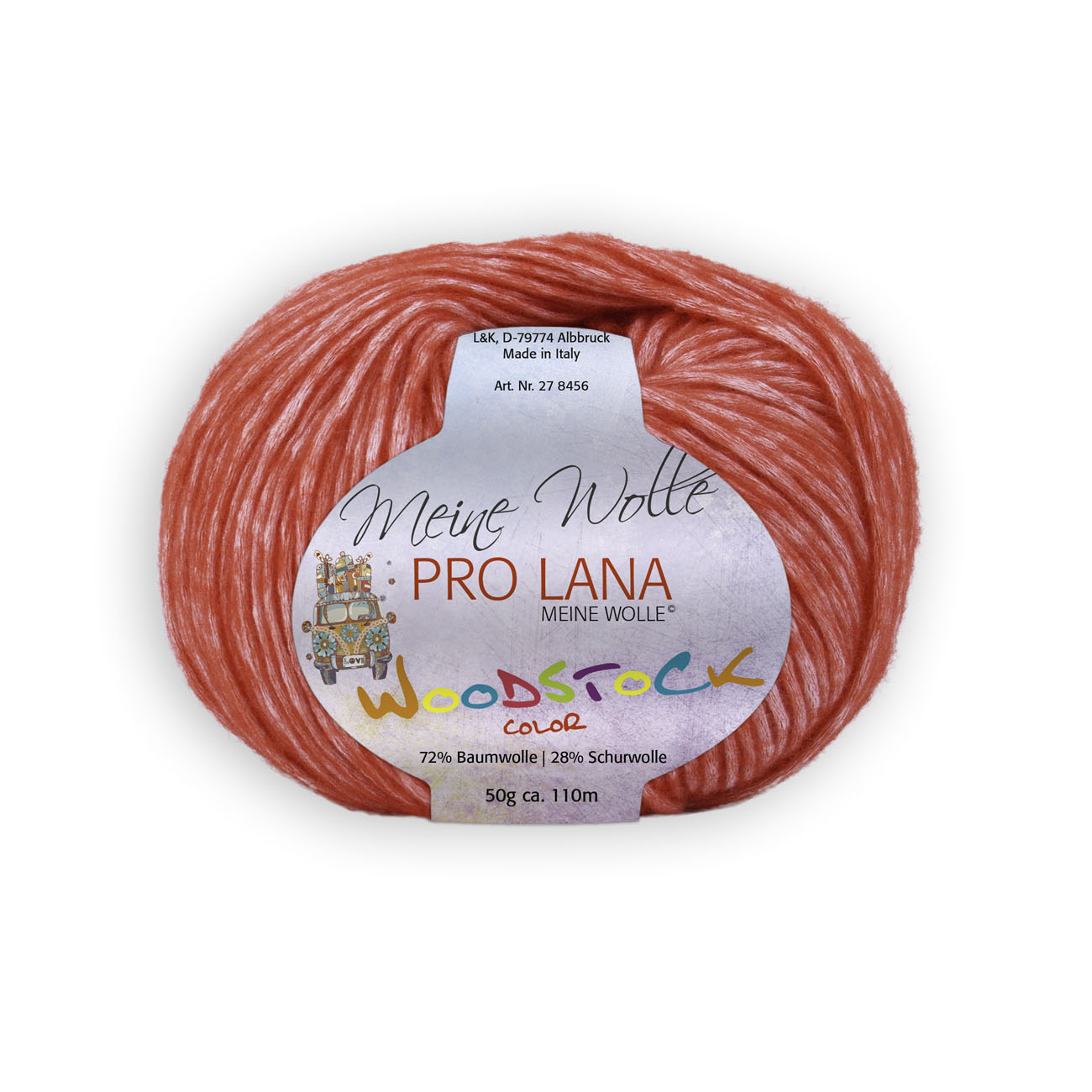 Pro Lana Woodstock 50g  0,5kg