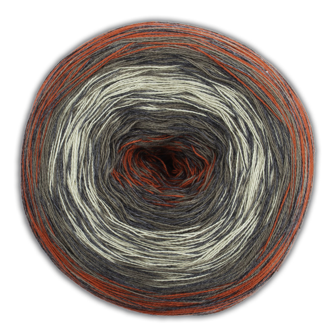 Woolly Hugs BOBBEL cotton MIRROR  200g 1kg