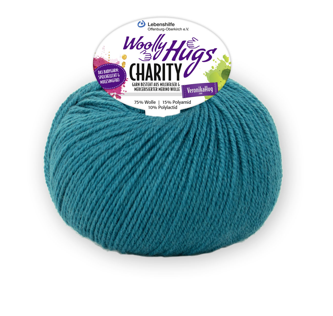 Woolly Hugs CHARITY 50g  0,5kg