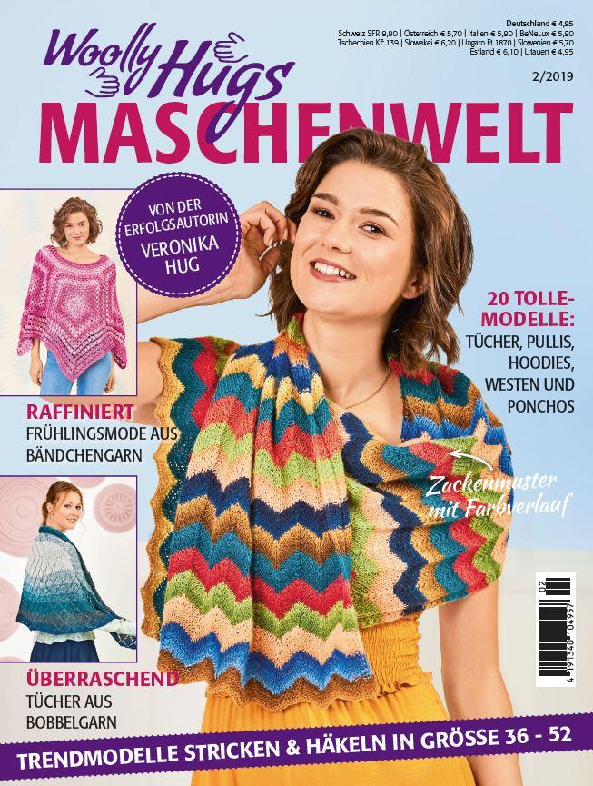 Woolly Hugs Maschenwelt 2/2019