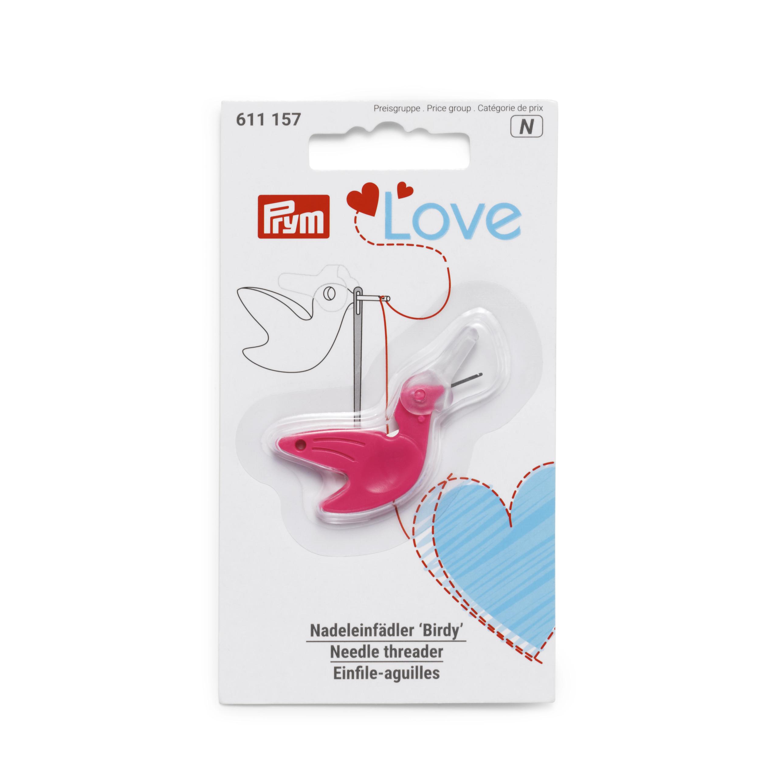 Prym 611157 Love Nadeleinfädler