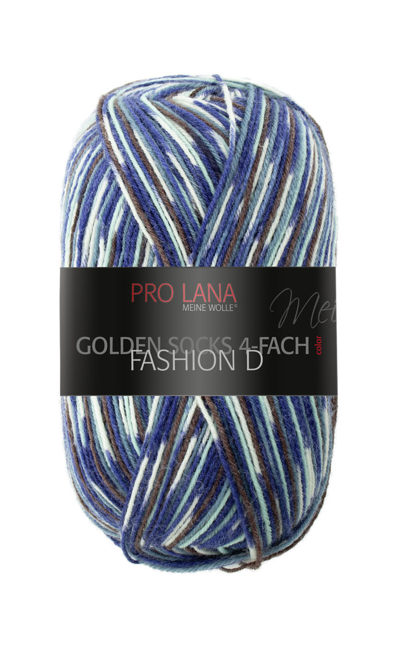 PL Golden Socks  4f.100g Fashion D